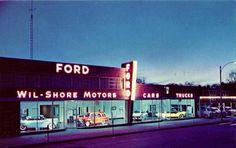 Wil Shore Ford Deakership