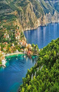 Assos in #Kefalonia Island, #Greece #gotoarif