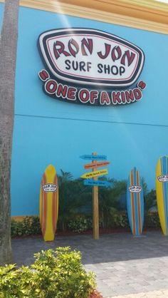 Ron Jon Surf Shop, Cocoa Beach