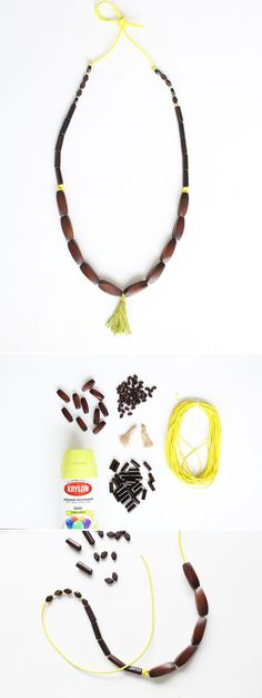 5 DIY Necklaces - Laurelmacy