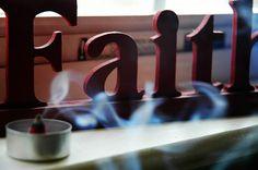 faith, candle, mmm