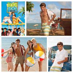 the boys of teen beach movie