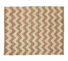 Zig-Zag Braided Jute Rug | Pottery Barn take that serena and lily