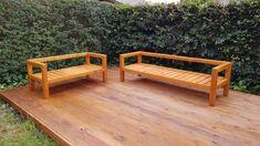 Outdoor Furniture, Outdoor Decor, Garden Bridge, Backyard, Outdoor Structures, Wood, Diy, Inspiration, Home Decor