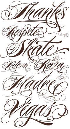 Tattoo Fonts Arabic Generator