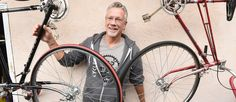 Meet Billy Bradford, who is giving people the means to be mobile, one bike at a time