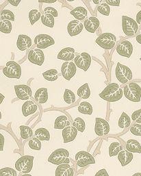 Tapet Merton Ivory/Sage från William Morris & Co Josef Frank, William Morris, Printing On Fabric, Ivory, Display, Wallpaper, Rose, Simple, Prints