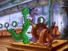 Dragon Tales: My Emmy or Bust