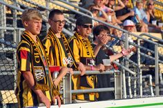 Fans of the BATTERY
