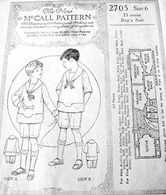 Why I Buy Vintage Patterns, part 4
