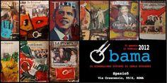 A Spazio 5 la mostra su Obama
