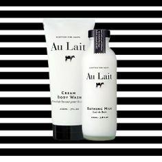 Au Lait Body Products