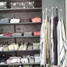Merci Crédit Photo Atelier rue verte Virée Shopping, Merci Paris, Rue Verte, Street Vendor, Boutiques, Shoe Rack, Shops, French, Modern