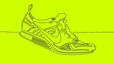 The Anatomy of a Shoe · #nike #flyknit #nikebetterworld