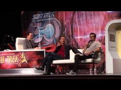 Star Trek Las Vegas 2017 - Enterprise Panel: Connor Trinneer & Dominic Keating