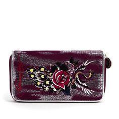 Ed Hardy Women's Wallet 1PP210