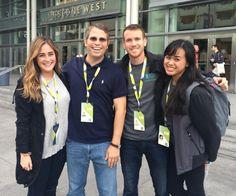 Matt Cutts At Google I/O, Google Maps Bus & Android Bush