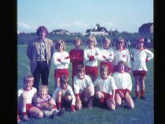 Ook elftalleider geweest elftal met, Frans Hogervoorst, Marcel Besse, Ferry Limme. (PLM)