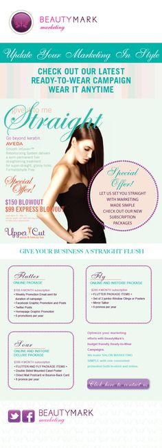 beautymark marketing salon campaigns