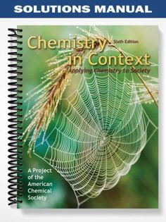 Invitation to computer science 7th edition solutions manual solutions manual chemistry in context 6th edition american chemical society acs at https fandeluxe Image collections
