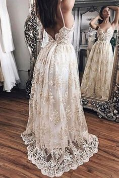 Lace Long Backless Evening Dress,V-Neck Open Back Prom Dress OM67  Long Prom Dresses,Cheap Prom Dress,Party Dresses,Prom Gowns,Gowns Prom,Evening Dresses,Cheap Prom Dresses,Dresses for Girls,Prom Dress UK,Prom Suit,Prom Dress Brand,Prom Dress Store, Party Dress