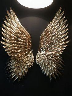 Angel Wings Wall Decor, Gold Angel Wings, White Wings, Black Wings, Angel Wings Costume, Cosplay Wings, Maleficent Wings, Pretty Little Liars Series, Angel Wings Drawing