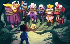 Post with 6802 views. The Undergallery: Delta Edition. An Undertale Fanart collection. Undertale Undertale, Undertale Drawings, Frisk, Undertale Cosplay, Fan Art, Flowey The Flower, Sans And Papyrus, Toby Fox, Underswap