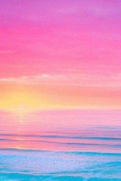 Pastel sunset in Bali 💛🧡💜💙 Rainbow Wallpaper, Sunset Wallpaper, Pink Wallpaper Iphone, Iphone Background Wallpaper, Landscape Wallpaper, Scenery Wallpaper, Tumblr Wallpaper, Colorful Wallpaper, Galaxy Wallpaper
