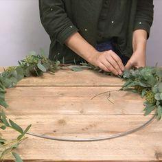 DIY: Eucalyptus krans - Intratuin