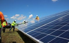 A month after outlining plans to build four solar plants this year, Florida Power & Light on Monday said it will put up eight such facilities by early 2018.