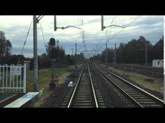 CQ to Liverpool via Bankstown - Realtime