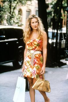 Carrie Bradshaw's 50 Best Looks of All Time  - HarpersBAZAAR.com