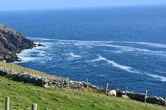 This is the Iveraugh side of the Dingle Peninsula Co Kerry Ireland