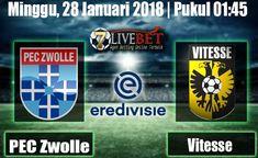 Prediksi Bola PEC Zwolle vs Vitesse Arnhem 28 Januari 2018. Prediksi Bola memiliki informasi bermanfaat dan berkaitan dengna dunia sepak bola skor akhir