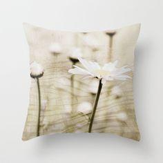 Daisy+Fields+4eva+Throw+Pillow+by+KunstFabrik_StaticMovement+Manu+Jobst+-+$20.00