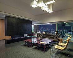 Galeria de Cobertura do Colecionador de Arte / Pitsou Kedem Architects - 10