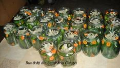 Pickles, Cucumber, Zucchini, Vegetables, Food, Canning, Essen, Vegetable Recipes, Meals