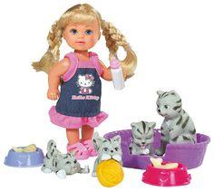 """I Love Hello Kitty   Simba EVI love Hello Kitty Tiere - """"Für Hello Kitty - Fans"""",,   OTTO"""
