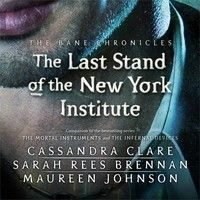 LAST STAND OF THE NEW YORK INSTITUTE Audiobook Excerpt by Simon & Schuster Audio on SoundCloud