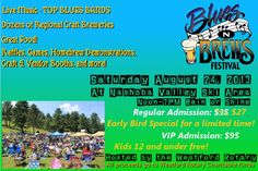 Come down to Nashoba for Blues n Brews on August 24, 2013 ! hosted by the Westford Rotary.    Live music! Dozens of Regional Craft Breweries! Great food! Raffles, Games,Homebrew Demonstrations, Craft & Vendor booths... and more!