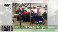 Pearl Nano Coatings - Super Hydrophobic Nano Coatings For Auto Detailers, Performed by RS Auto Detailing, Detailing and Ceramic Coatings by visiting us @ Pearlnano.com