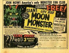 Moon Monster Fan Club