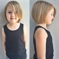 Little girls haircut. Kids haircut. Haircuts for kids. Haircuts