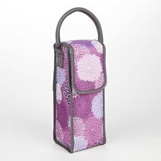 Insulated Wine Bag : $9.99 + Free S/H (reg. $19.99) http://www.mybargainbuddy.com/insulated-wine-bag-9-99-free-sh