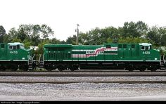 RailPictures.Net Photo: FSSR 4429 Ferro Sur GE AC4400CW at Chattanooga, Tennessee by ke4aik