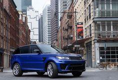 2016 Range Rover Sport SVR first drive