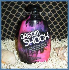 2009 Squeeze Dream Shock Dark Tanning Lotion
