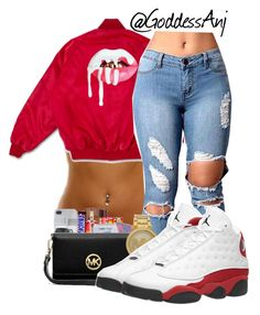 Reddy in 2019 street wear Dope Swag Outfits, Swag Outfits For Girls, Hot Outfits, Fall Outfits, Summer Outfits, Teen Fashion, Fashion Outfits, Jordan Outfits, Swagg