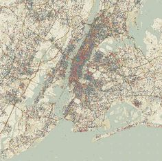 Mapping the 'Time Boundaries' of a City - CityLab