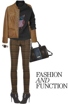 """""""Sweater by BURBERRY"""" by fashionmonkey1 ❤ liked on Polyvore"""